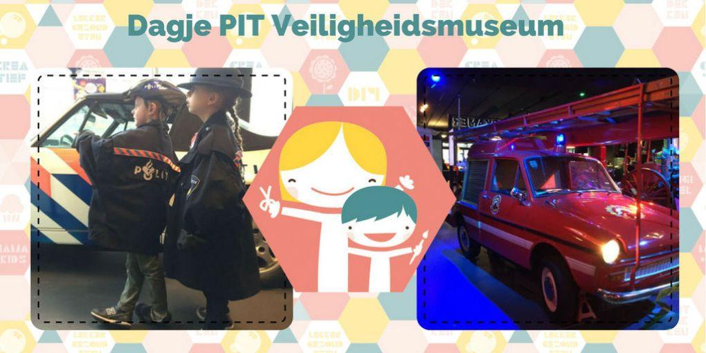 Dagje PIT Veiligheidsmuseum – stap in de wereld van politie, brandweer of ambulance
