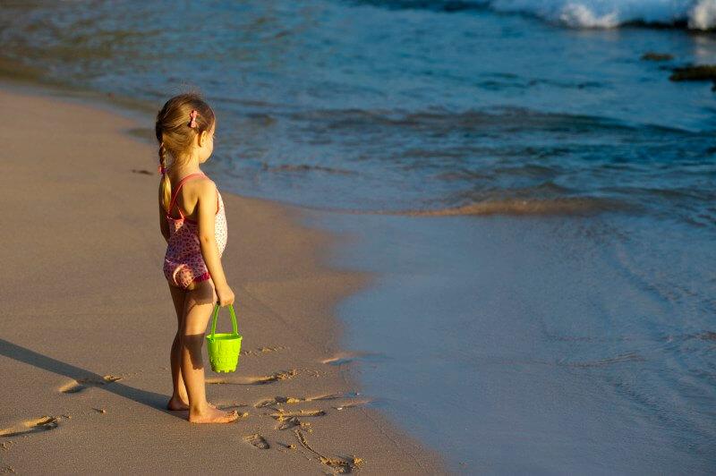Veilig zonnen met kinderen doe je zo