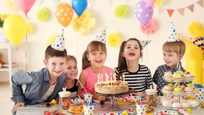 Kinderfeestje organiseren