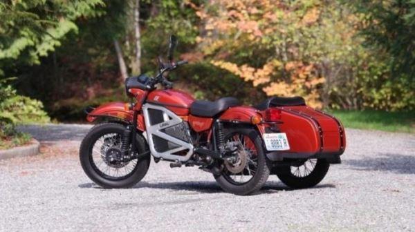 Электрическая версия мотоцикла «Урал» с коляской (20 фото ...