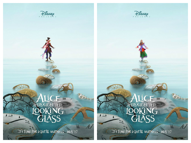 the alice through the looking glass trailer has arrived bad alice2