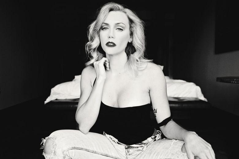classic vintage blonde