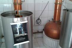 Cachaça production