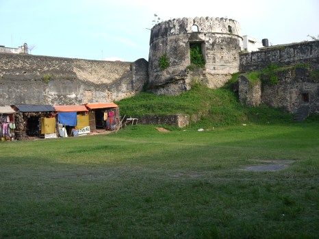 Old Fort, Stonetown