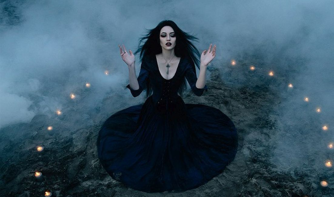 Morgan Le Fay Grand Bitch Of The Arthurian Court Witch
