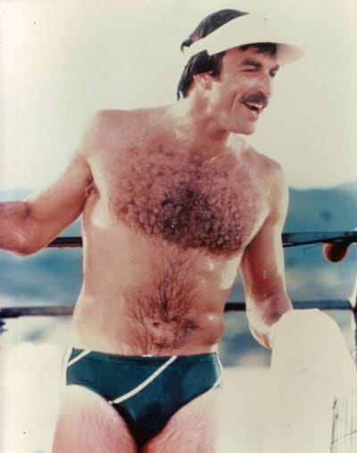Bulge Kings, Bulge, Tom Selleck, Magnum PI, Magnum, Cock, Balls, Underwear, Tight, Pants, Shorts, Hawaii, Mustache, Daddy, Daddie, Speedo