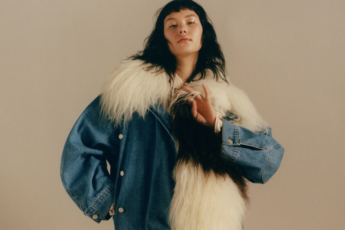 Acne Studios' 2017 Pre-Fall Collection Has All the Coziest Fur Coats