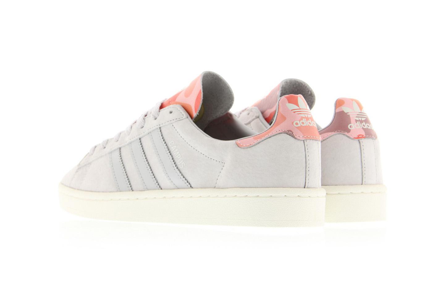 adidas Originals Campus Pink Sun Glow Camo