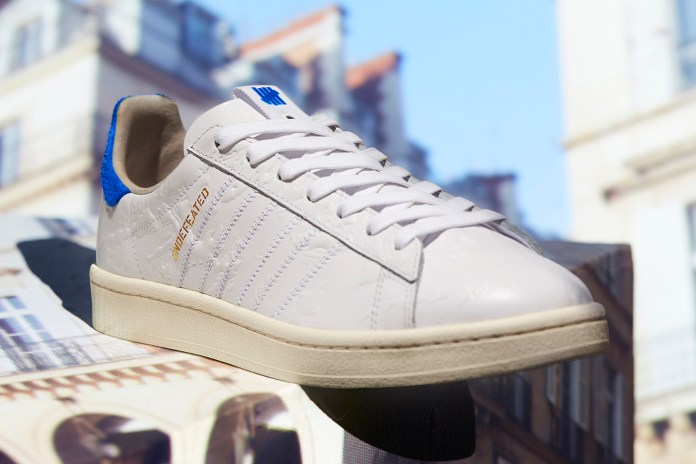 It's Paris vs. LA on adidas Consortium's First Sneaker Exchange With colette x UNDEFEATED