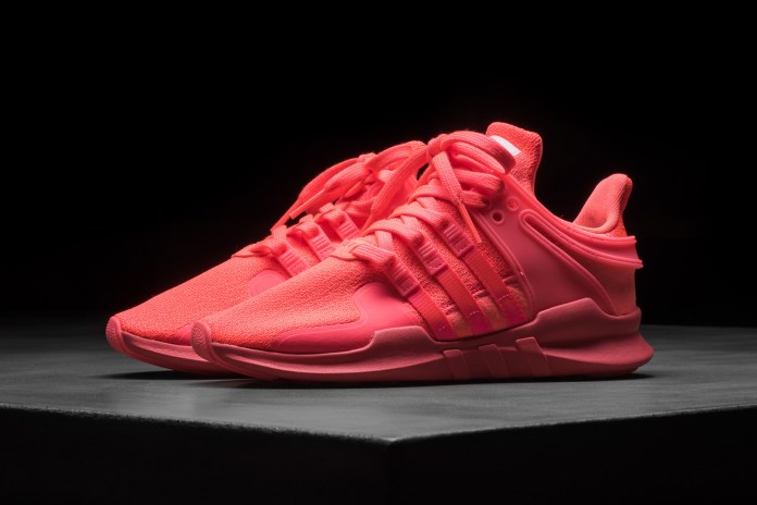 "adidas Gets ""Turbo Pink"" Hot on an EQT Support ADV"