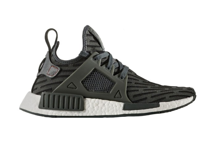 "The adidas NMD_XR1 Returns in ""Utility Ivy/Core Red"""