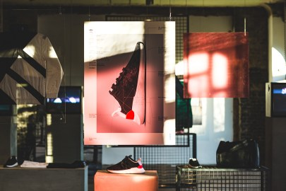 An Exclusive First Look at the adidas Originals EQT Exhibition in Berlin