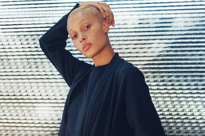 Adwoa Aboah & Desiigner Model adidas Originals' New Cozy Basics