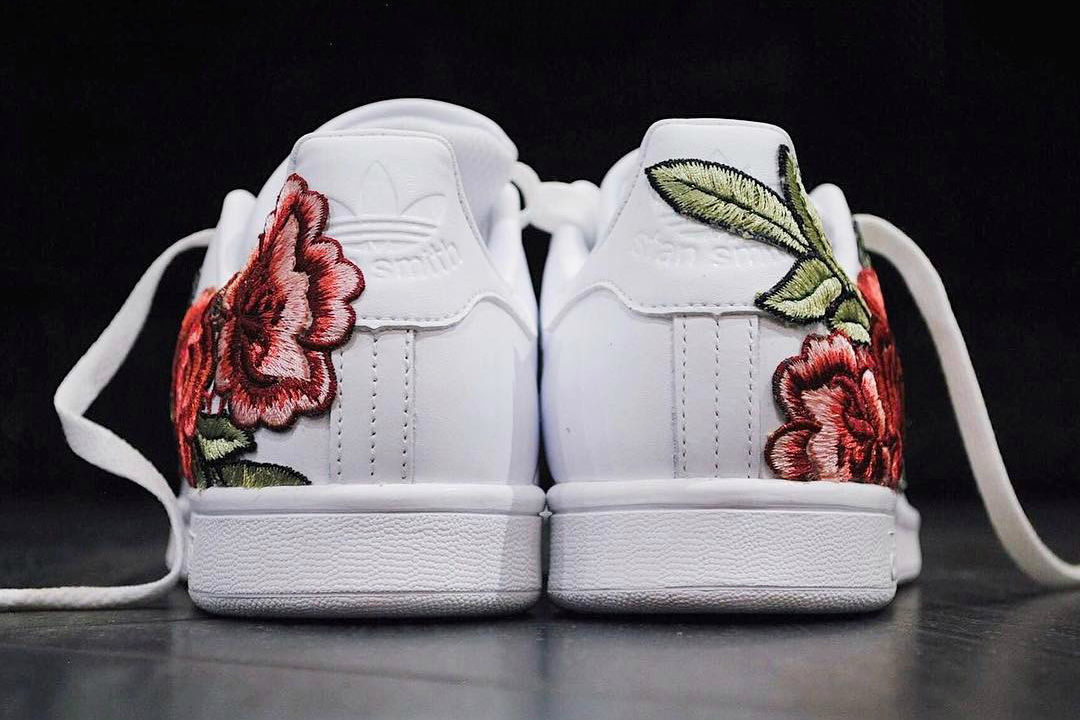 350ee63757e2 adidas stan smith embroidered