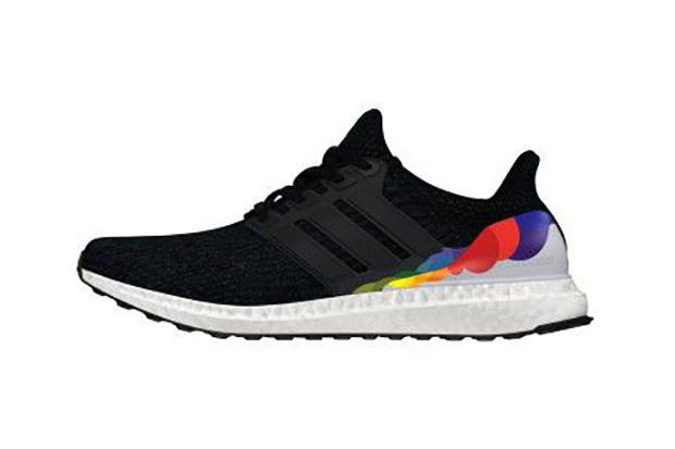 adidas Shows Supports for the LGBTQ Community With Colorful UltraBOOST