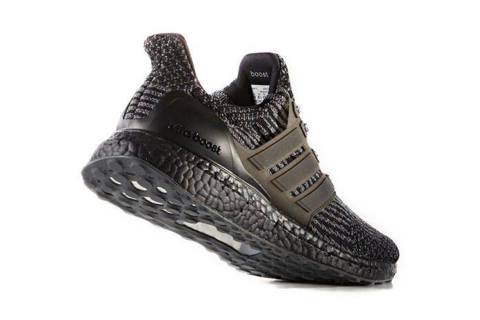 """Take Your First Look at adidas UltraBOOST 3.0 """"Triple Black"""""""