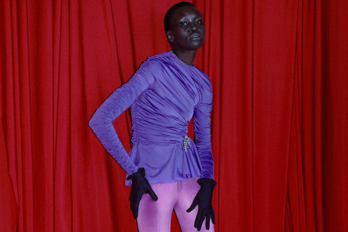 Harley Weir Shoots Demna Gvasalia's New Kinky Balenciaga Campaign