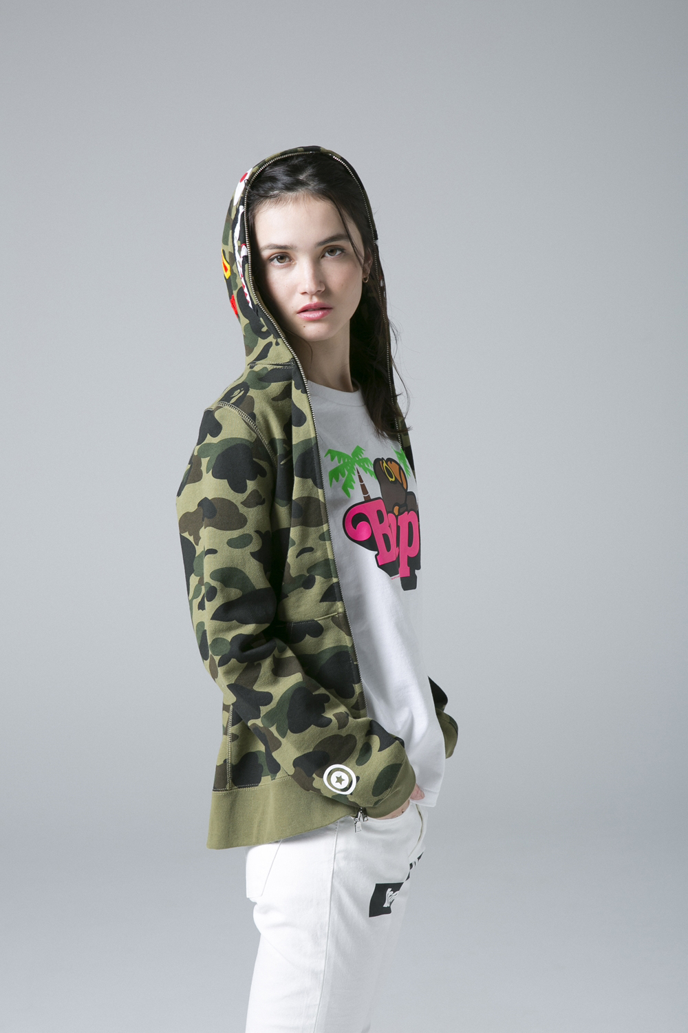 BAPE 2017 Spring Summer Lookbook
