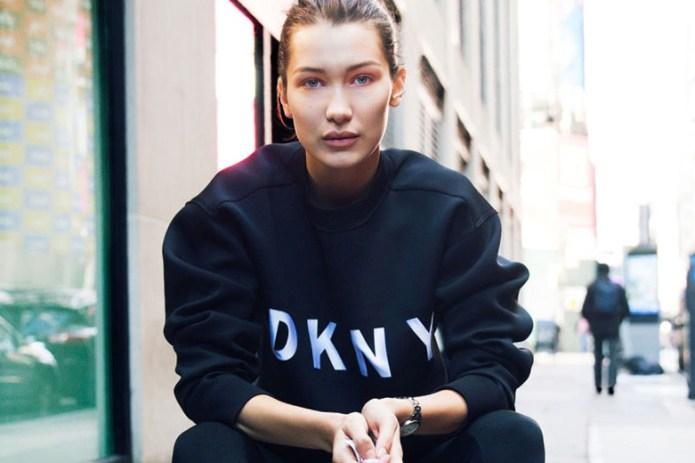 Spot Bella Hadid's DKNY 2017 Spring Campaign Around NYC for a Chance to Meet Her