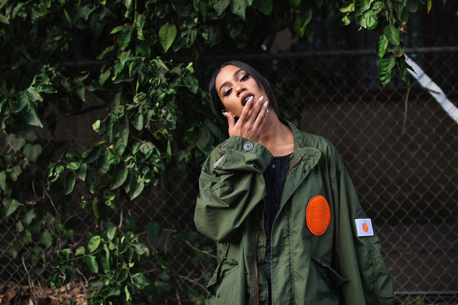 Interview iamother Rapper BIA los angeles