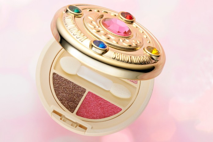 This Sailor Moon Eyeshadow Palette Is the Stuff of Anime Dreams