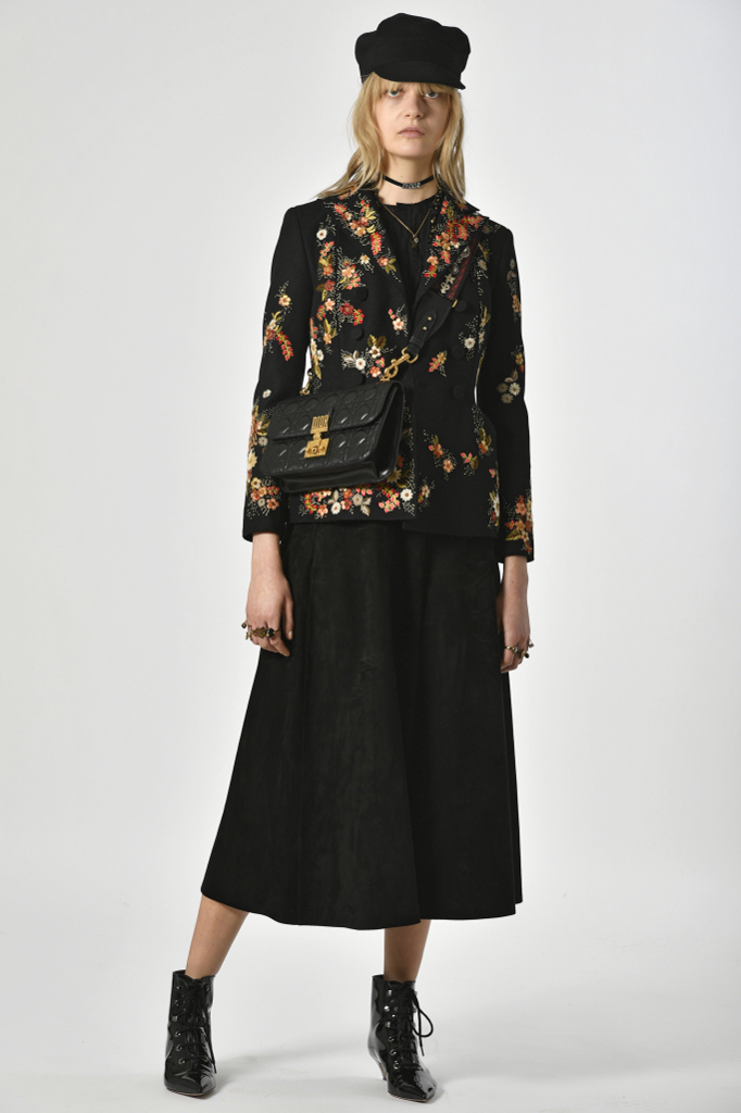 Dior Maria Grazia Chiuri 2017 Pre Fall Collection