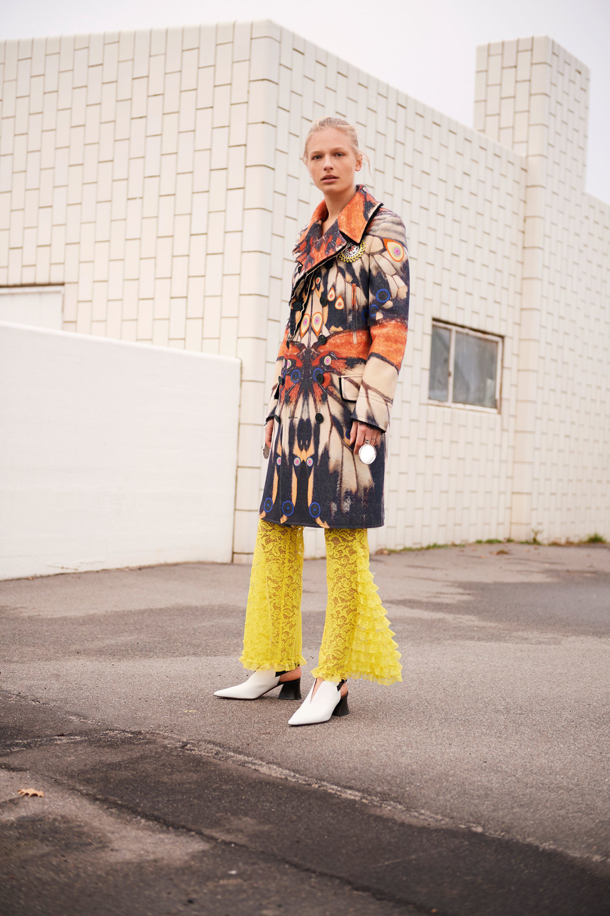 Givenchy 2017 PreFall Collection lookbook copenhagen - 78960