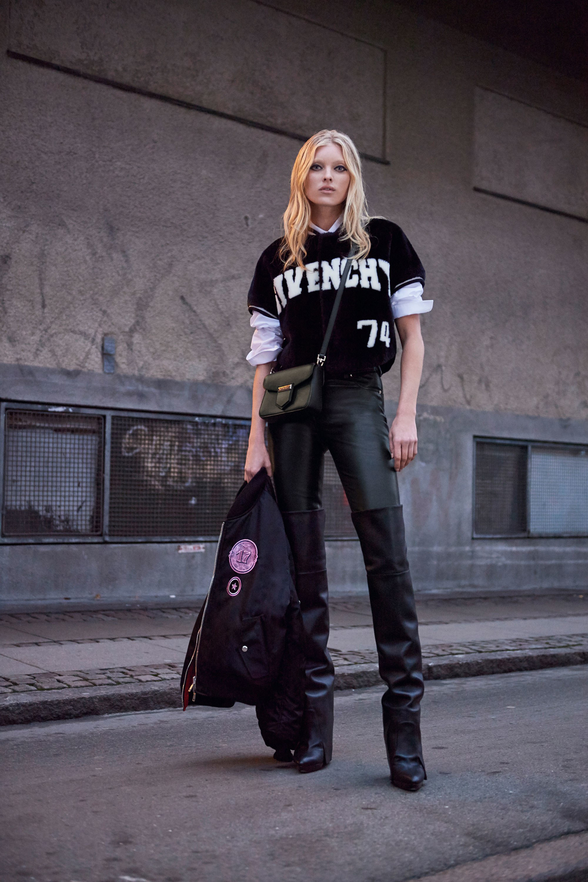 Givenchy 2017 PreFall Collection lookbook copenhagen - 78969