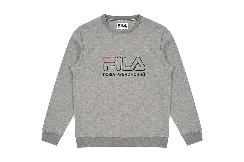 Gosha Rubchinskiy Logo T-shirts FILA Dover Street Market