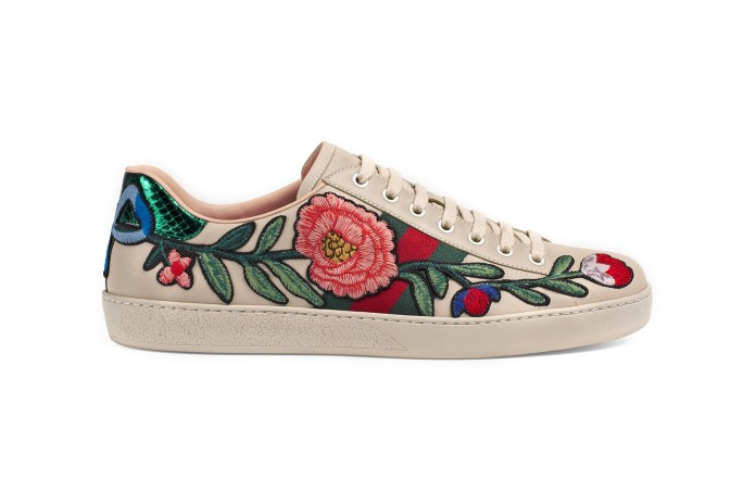 Gucci's Online Sneaker Store Is Fully Restocked With Custom-Like Beauts
