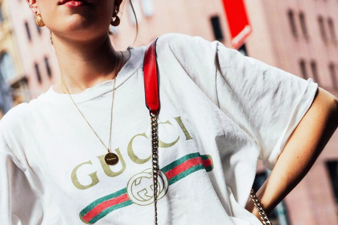 This Gucci Vintage Logo T-Shirt Is Now Available – and About to Be Everywhere