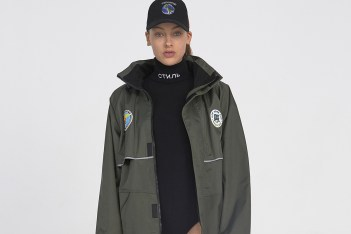 Picture of Heron Preston's 2017 Fall/Winter Collection Ascends the Gap Between Streetwear and Luxury