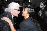 Picture of Karl Lagerfeld Sums Up Kim Kardashian's Contribution to Fashion With One Sentence