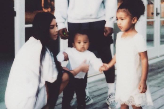 Kim Kardashian Makes Long-Awaited Return to Instagram With a Family Photo