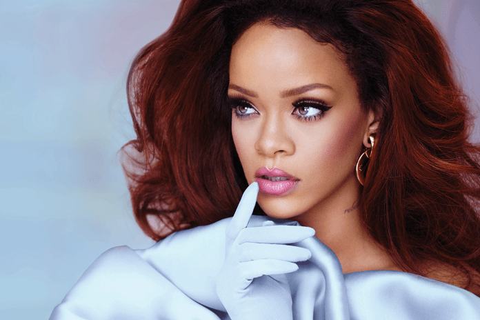 Rihanna Takes Us Behind the Scenes of Her New Fragrance Launch