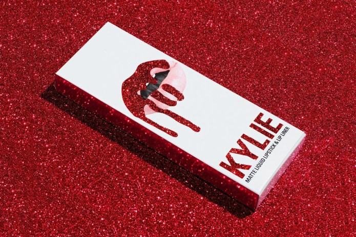 Kylie Jenner's Massive Valentine's Cosmetics Collection Is Going to Make You Swoon