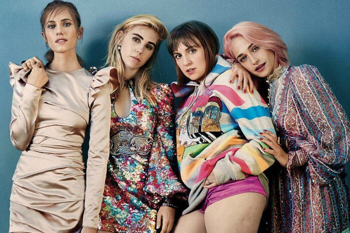 Lena Dunham and Her 'Girls' Gang Cover 'Glamour' Magazine's All-Female Produced Issue