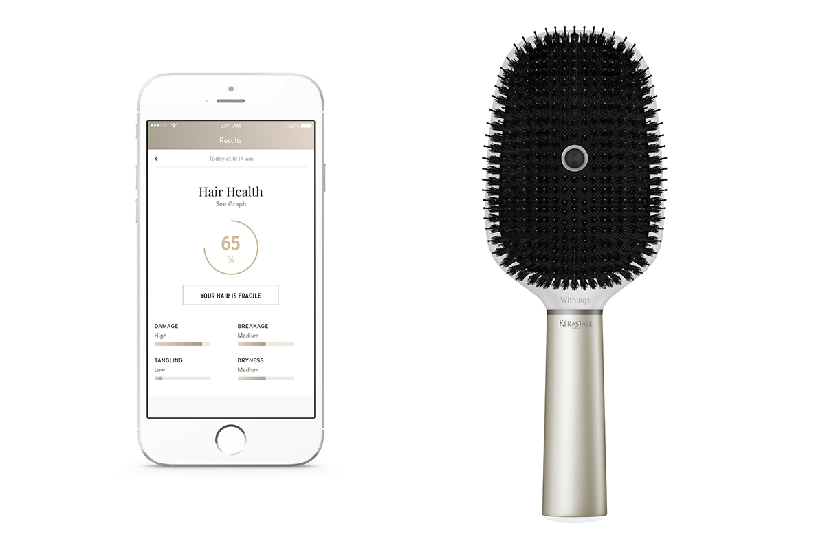 L'Oréal Kérastase Smart Hairbrush