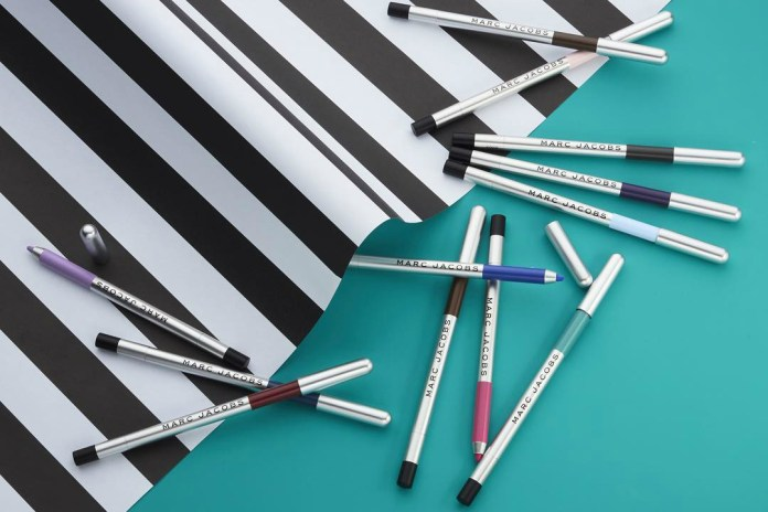 Marc Jacobs' Highliner Matte Gel Eyeliner Will Be Your New Beauty Obsession