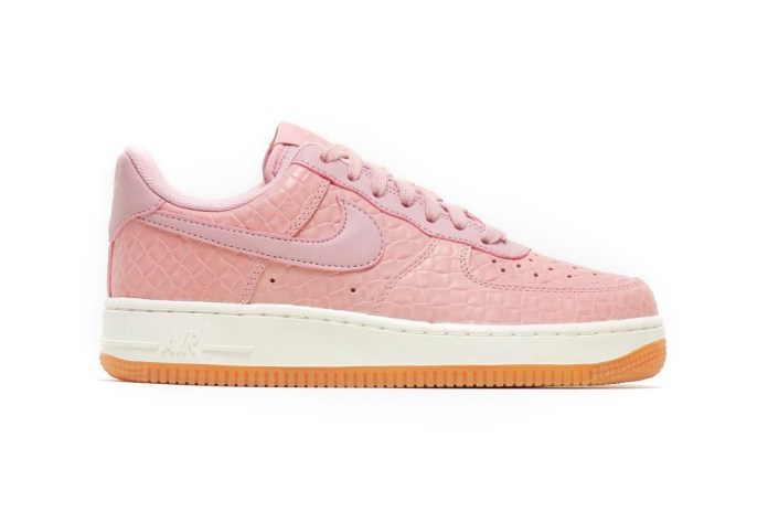 "Nike's Air Force 1 ""Pink Glaze"" Is Sweet Like Candy"