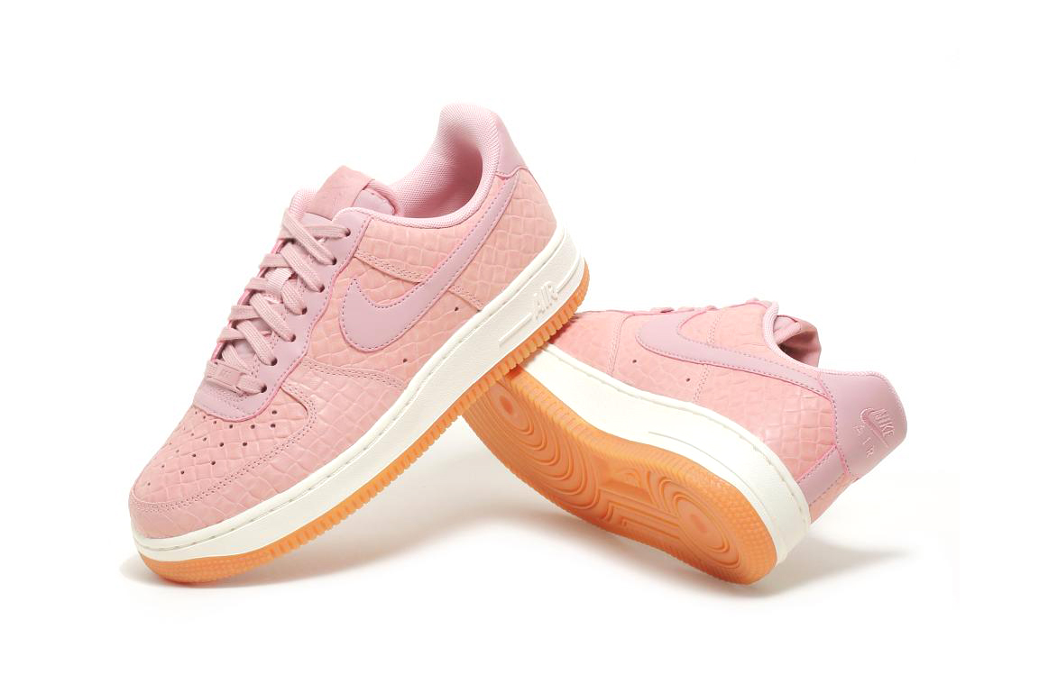 Nike Air Force 1 Pink Glaze - 78439