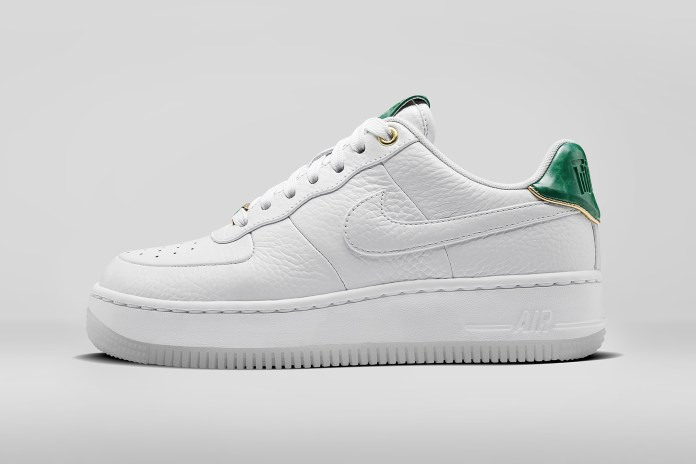 "The Nike Air Force 1 Upstep NAI KE ""JADE"" Arrives Just in Time for Chinese New Year"