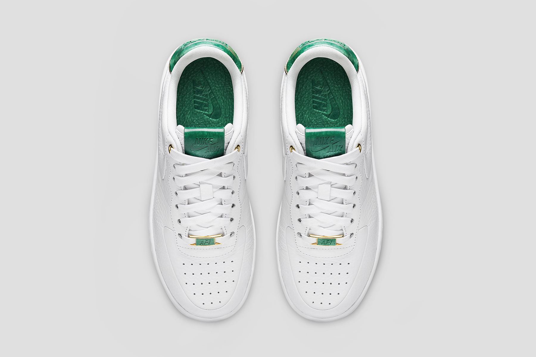 Nike Air Force 1 Upstep NAI KE JADE - 78010