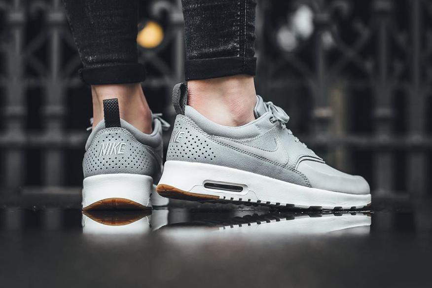 Nike Air Max Thea Premium Wolf Grey - 78929