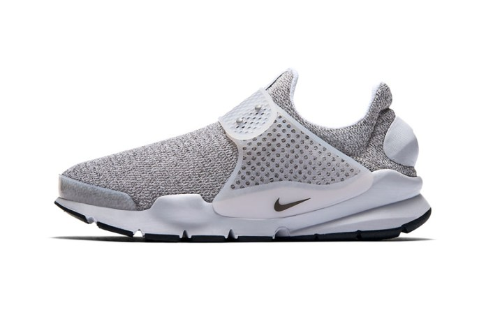 "Nike's Sock Dart ""Metro Grey"" Is Just as Cozy as a Sweater"