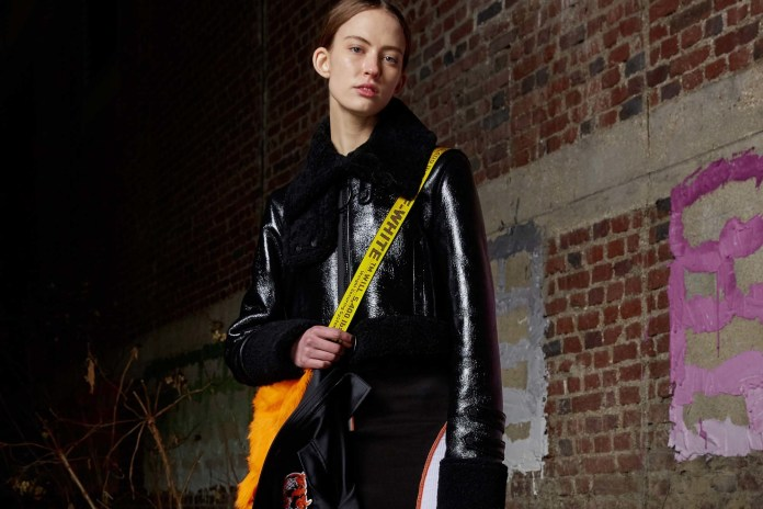 OFF-WHITE's 2017 Pre-Fall Collection Is a Hot Take on Global Warming