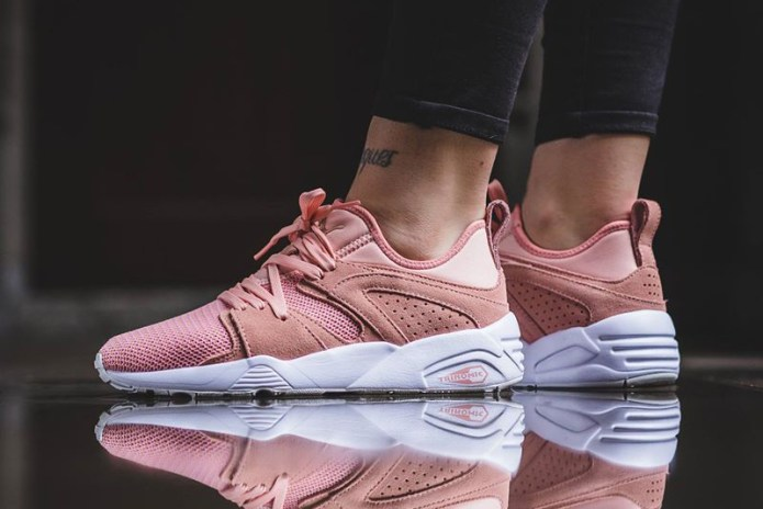 """PUMA Goes Pastel with Blaze Of Glory Soft Tech """"Prism Pink/Coral Cloud"""""""