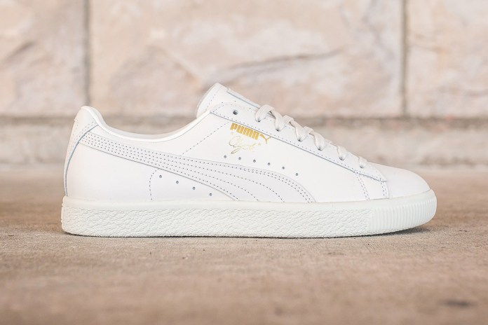 "The PUMA Clyde ""Natural Pack"" Is a Minimalist Dream Come True"