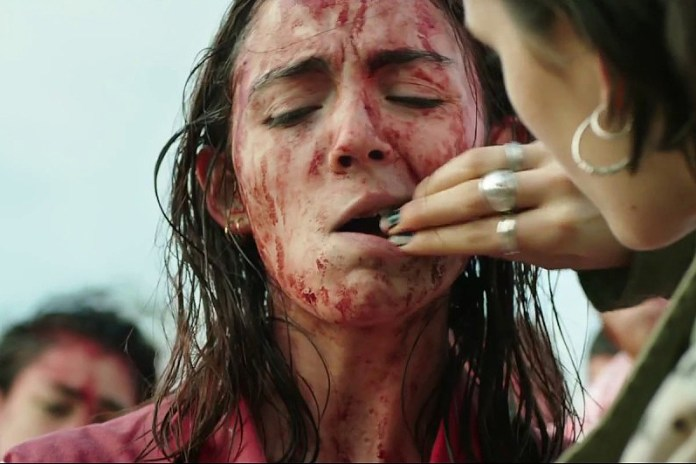 Watch the Red Band Trailer for 'RAW' – The French Cannibal Horror That Made People Faint