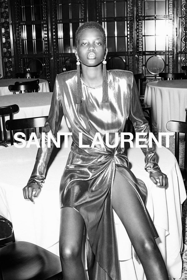 Saint Laurent 2017 Spring Summer Campaign